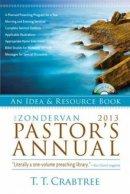 Zondervan 2013 Pastors Annual Pb