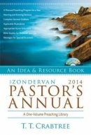 The Zondervan Pastor's Annual 2014