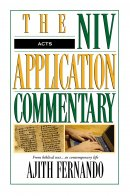 Acts : NIV Application Commentary