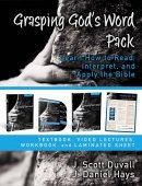 Grasping God's Word Pack