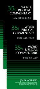 Luke (3-Volume Set---35A, 35B, and 35C)