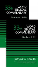 Matthew (2-Volume Set---33A and 33B)