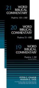 Psalms (3-Volume Set---19, 20, and 21)