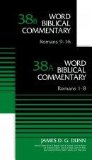 Romans (2-Volume Set---38A and 38B)