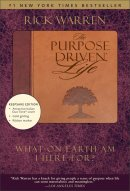 Purpose Driven® Life Duo Tone Keepsake Edition