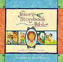 Jesus Storybook Bible Audiobook MP3 CD