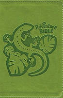 NIrV Adventure Bible For Early Readers: Green, Imitation Leather