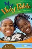 KJV My Holy Bible for African-American Children