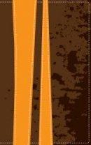 KJV Teen Study Bible: Burnt Orange & Fudge, Italian Duo-Tone