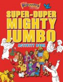 The Beginner's Bible Super-duper, Mighty, Jumbo Activity Book