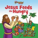 Jesus Feeds the Hungry
