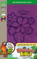 NIrV, Adventure Bible for Early Readers, Purple, Full Color