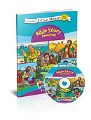 Bible Story Favorites (hardback with audio CD)