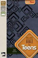KJV Bible For Teens / Duo-Tone / Black