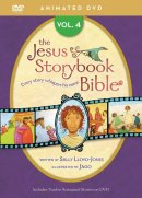 Jesus Storybook Bible Animated DVD: Vol 4