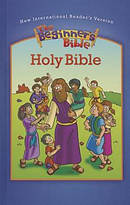 NIrV, The Beginners Bible Holy Bible, Large Print, Hardcover