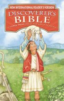 NIrV, Discoverer's Bible for Early Readers, Large Print, Hardcover