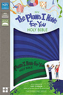 NIV the Plans I Have for You Holy Bible, Leathersoft