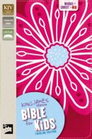 KJV Bible for Kids, Imitation Leather, Pink
