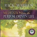 Meditations on the Purpose-Driven® Life