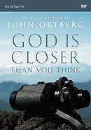 God Is Closer Than You Think DVD Study