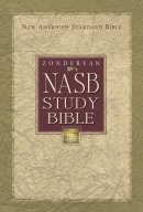 NASB Study Bible: Burgundy, Top Grain Leather, Thumb Index