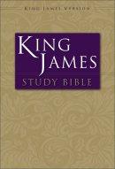 KJV Study Bible: Hardback, Personal Size