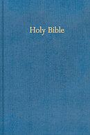 KJV Pew Bible: Blue, Hardback, Anglicised