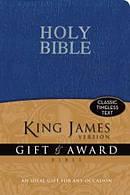 King James Version Gift & Award Bible