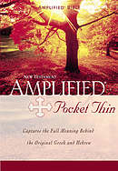 Amplified Pocket New Testament: Paperback