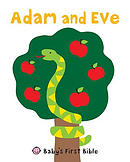 Adam and Eve: Baby's First Bible