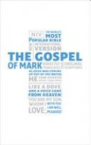 NIV Gospel of Mark, 20-Copy Pack: Paperback
