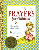 Prayers For Children Board Book