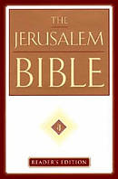 New Jerusalem Bible Standard Edition