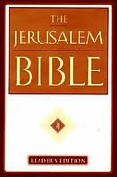 Jerusalem Bible Readers Edition