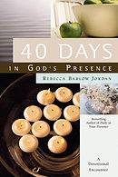 40 Days In Gods Presence HB