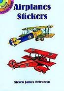 Airplanes Stickers