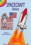Spacecraft Stickers