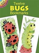 Twelve Bugs Bookmarks