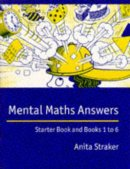 Mental Maths Answer book Answers