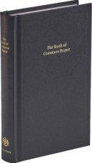 Book of Common Prayer: Standard Edition Prayer Book, Black