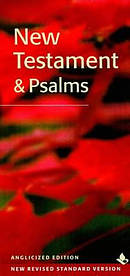NRSV New Testament and Psalms Pocket Size