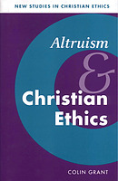 Altruism and Christian Ethics