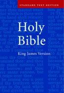 KJV Bible: Hardback, Anglicised