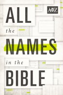 All The Names In The Bible Pb