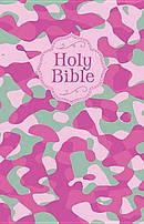 Nkjv Camouflage Bible Pink