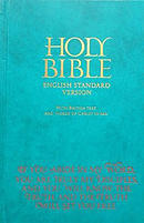 ESV Anglicised Hardback Bible