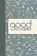 Good News Bible Floral Compact