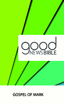 Good News Bible Gospel of Mark (Pack of 10)