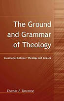 The Ground and Grammar of Theology